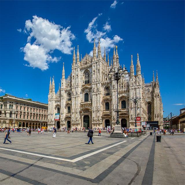 Piazza Duomo, Milano